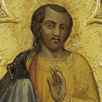 Staande apostel