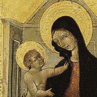 Maria met kind 2