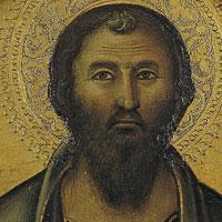 De apostel Jacobus Maior, Siena