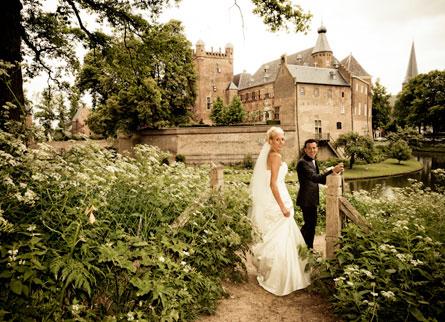 Bruidsreportage Huis Bergh