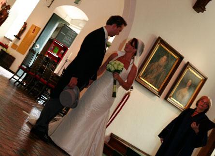Hal trouwen Huis Bergh