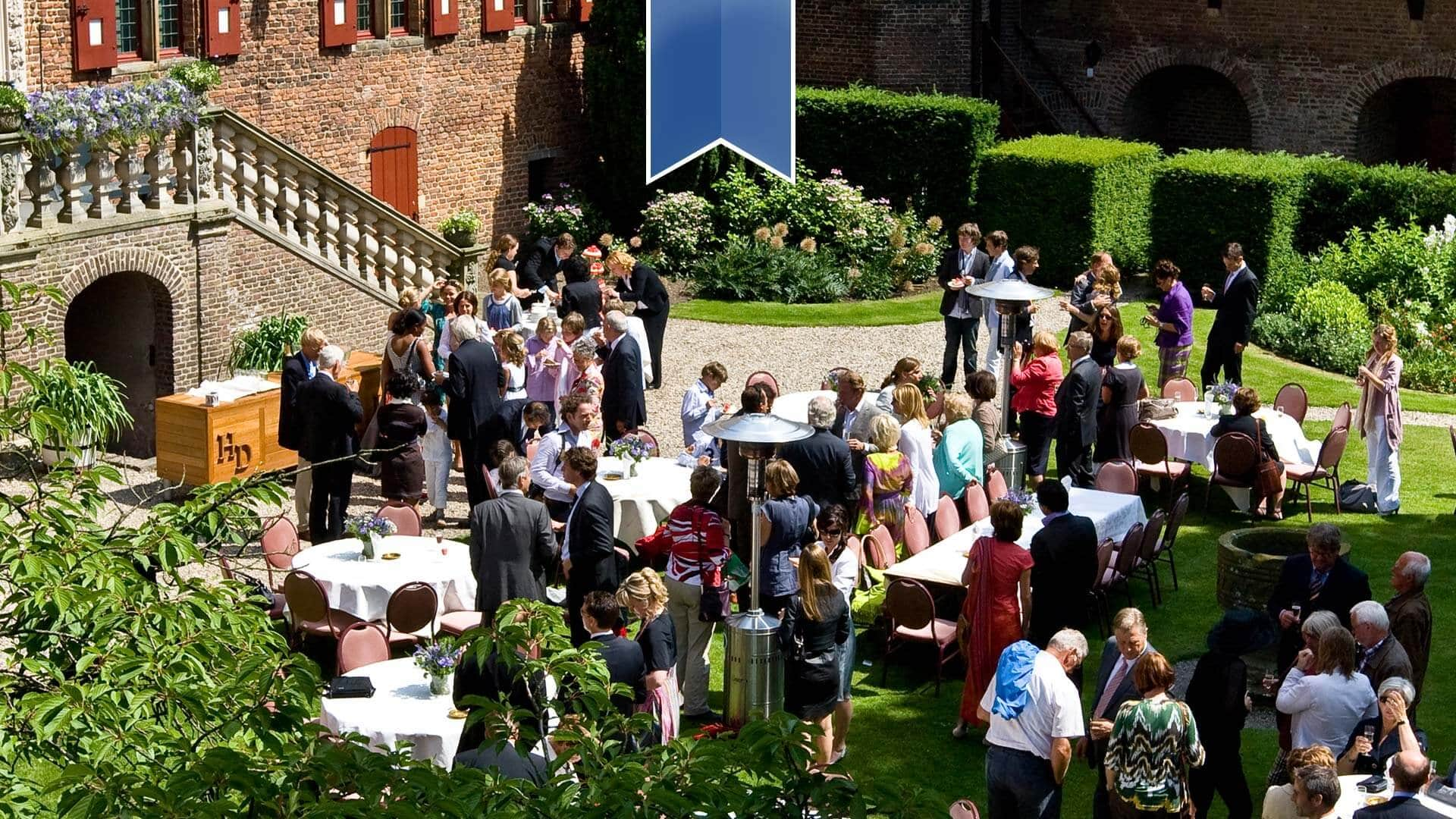 Prestigious conferences at Huis Bergh Castle