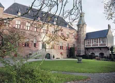 Hoofdburcht Huis Bergh