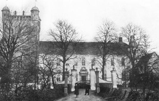 Huis bergh 1912