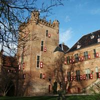 November Kasteel Huis Bergh
