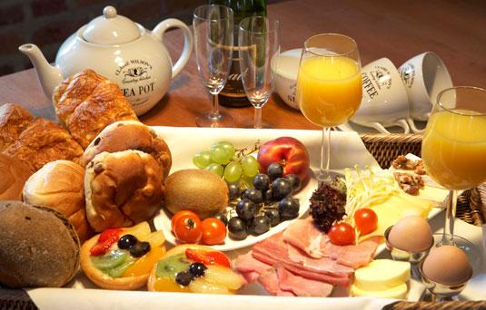 Overnachten Ontbijt Huis Bergh