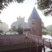 September Kasteel Huis Bergh
