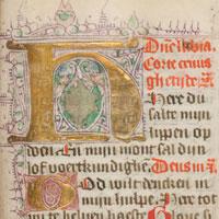 Handschriften monniken
