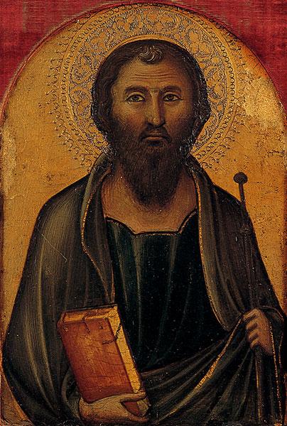 De apostel Jacobus Maior