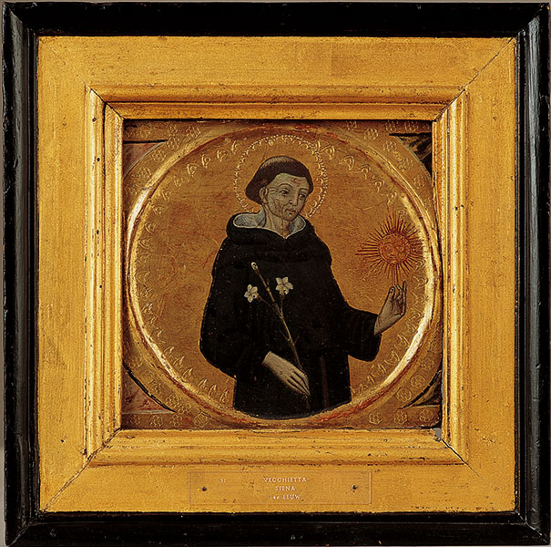 De heilige Dominicus