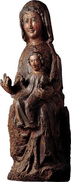 Maria met het Christuskind 2