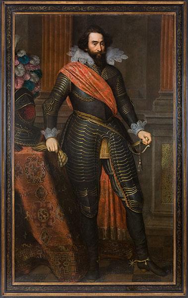 Graaf Hendrik van den Bergh