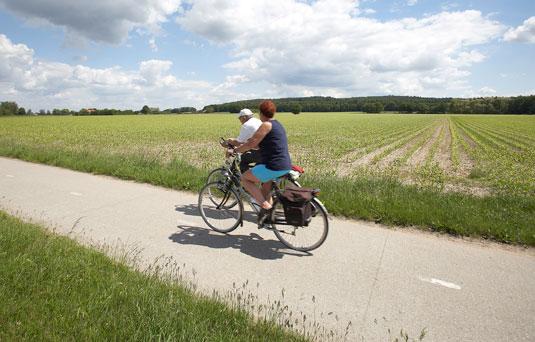 bergherbos fietsen