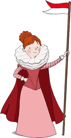 Maria Elisabeth illustratie