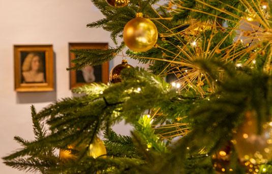 Kerstmis op Huis Bergh