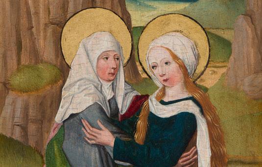 Maria en Elisabeth inv 46-2